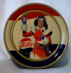 Pepsi Collectibles - Pepsi Tin