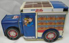 Pepsi-Cola Collectibles - Pepsi Metal Delivery Truck Bank