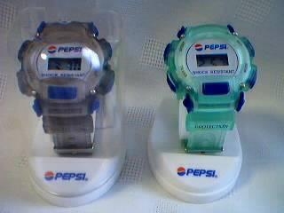 Pepsi Collectibles - Pepsi Watch