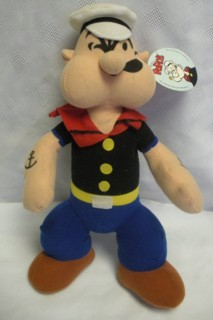 Popeye Collectibles - Popeye Plush Doll