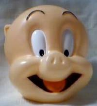 Looney Tunes Collectibles - Porky Pig Plastic Bank