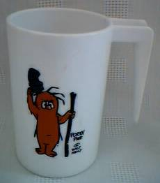 Character Collectibles - Porky Pine Plastic Cup