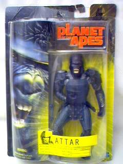 Planet of the Apes Movie Figure Attar