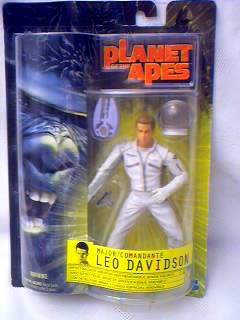 Planet of the Apes Movie Figure Leo Davidson Mark Wahlberg