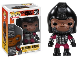 Planet of the Apes Collectibles - General Ursus Vinyl Figure