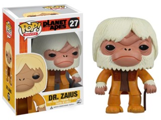 Planet of the Apes Collectibles - Doctor Zaius Vinyl Figure