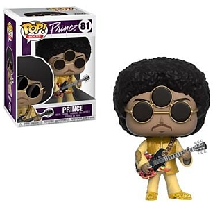 Rock and Roll and Pop Collectibles - Prince 3rd Eye Girl POP! Vinyl