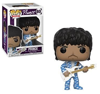 Rock and Roll and Pop Collectibles - Prince Around the world oin a day POP! Vinyl