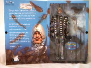 Movie Collectibles - Monty Python & The Holy Grail Action Figure Doll - The French Taunter