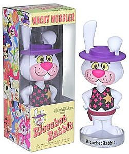 Hanna Barbera Collectibles - Riccochet Rabbitt Bobblehead Nodder Bobber Doll