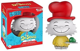 Cartoon Characters Collectibles - Doctor Seuss Sam I AM Dorbz Vinyl Figure