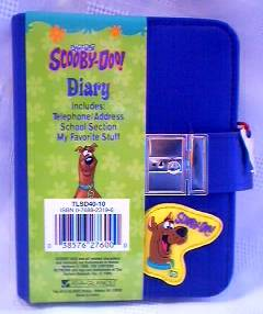 Scooby Doo Collectibles - Scooby Doo Diary