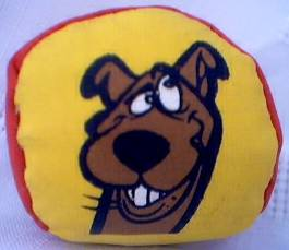 Scooby Doo Collectibles - Scooby Doo Hacky Sack Ball