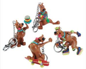 Scooby Doo Collectibles - Scooby Doo Keychains
