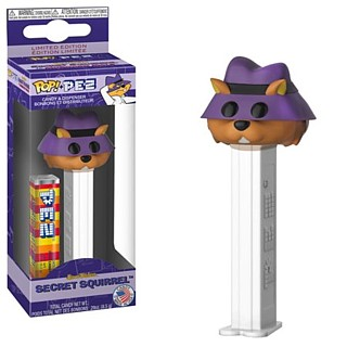 Hanna Barbera Collectibles - Secret Squirrel Pez by Funko