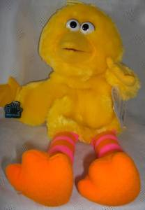 Sesame Street - Big Bird Plush Puppet