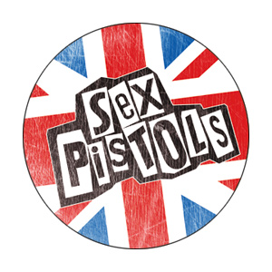 The Sex Pistols Collectibles - Pinback Button