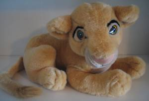 Walt Disney Movie Collectibles - Lion King Nala Plush Stuffed Animal