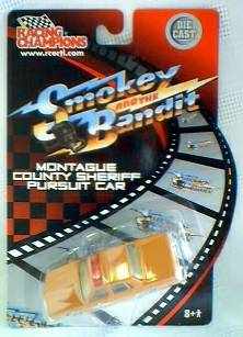 Movie Collectibles from the 1970's - Smokie & the Bandit Montague County Sherrif Car