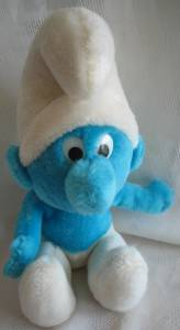 Smurf Collectibles - Smurf Plush