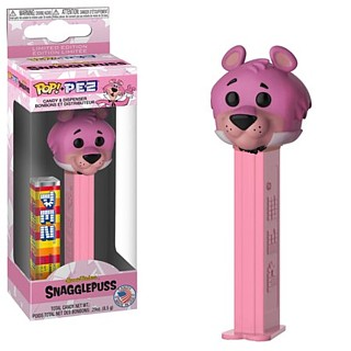 Hanna Barbera Collectibles - Snagglepuss Pez by Funko