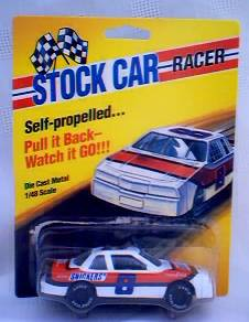 Snickers Collectibles - Pull-Back Race Car