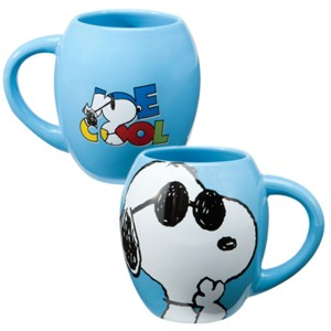 Snoopy and Peanuts Collectibles - Snoopy Joe Cool Ceramic Mug