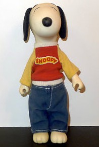 Snoopy Knickerbocker Doll