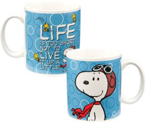 Snoopy and Peanuts Collectibles - Snoopy Ceramic Mug