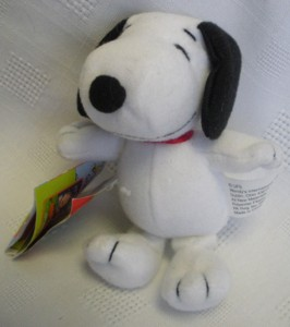 Snoopy Collectibles - Snoopy Mini Wendy's Plush