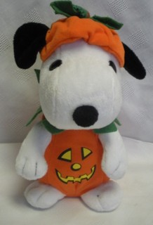 Snoopy and Peanuts Collectibles - Snoopy Musical Plush