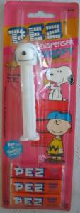 Snoopy Collectibles - Snoopy PEZ