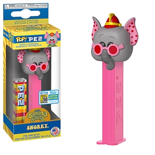 Hanna Barbera Collectibles - Banana Splits San Diego Comic Com Exclusive Snorky Pez by Funko