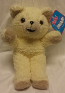 Advertising Collectibles - Snuggle Bear Plush 1996 1997