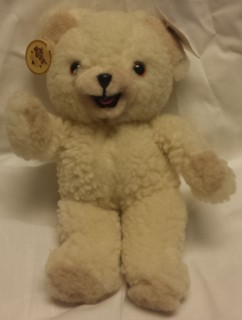 Advertising Collectibles - Snuggle Bear Plush 1985 1986