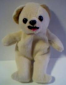 Advertising Collectibles - Snuggle Bear Mini Beanie