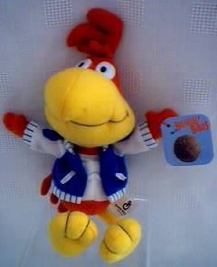 General Mills Cereal Collectibles - Sonny the Cuckoo Bird - Cocoa Puffs Beanie