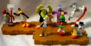 Looney Tunes Collectibles -  Space Jam Tune Squad Set