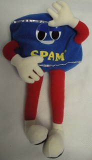 Food Advertising Collectibles - Spam Beanie