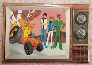 Television Character Collectibles - Hanna Barbera's Speed Buggy TV Magnet