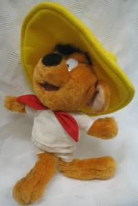 Looney Tunes Collectibles - Speedy Gonzales Plush