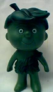 Advertising Collectibles - Green Giant - Lil Sprout Vinyl Doll