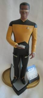 Star Trek Collectibles - The Next Generation LaForge Action Figure