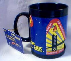 Star Trek Collectibles - Next Generation Puzzle Mug