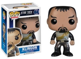 Star Trek Collectibles - Klingon Vinyl Figure