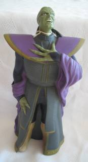 Star Wars Collectibles - Shadows of the Empire - Prince Xizor Figure