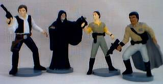Star Wars Collectibles - Classic Star Wars Figures