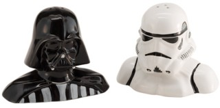 Star Wars Collectibles - Darth Vader Stormtrooper Salt and Pepper Shakers