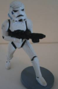 Star Wars Collectibles - Classic Star Wars Storm Trooper Figures