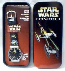 Star Wars Collectibles - Episode One Watch